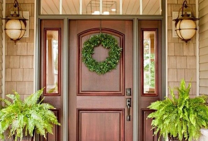 What are the Factors to Consider when Designing a Front Door?