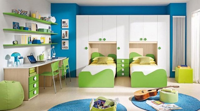 Tips for Designing Bedrooms for Your Kids