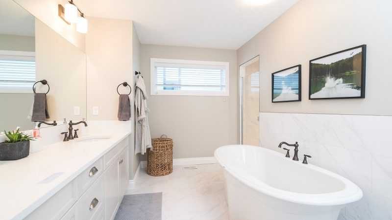 5 TIPS FOR BATHROOM RENOVATIONS ON A BUDGET