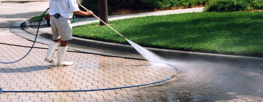 Get the power washing job you want