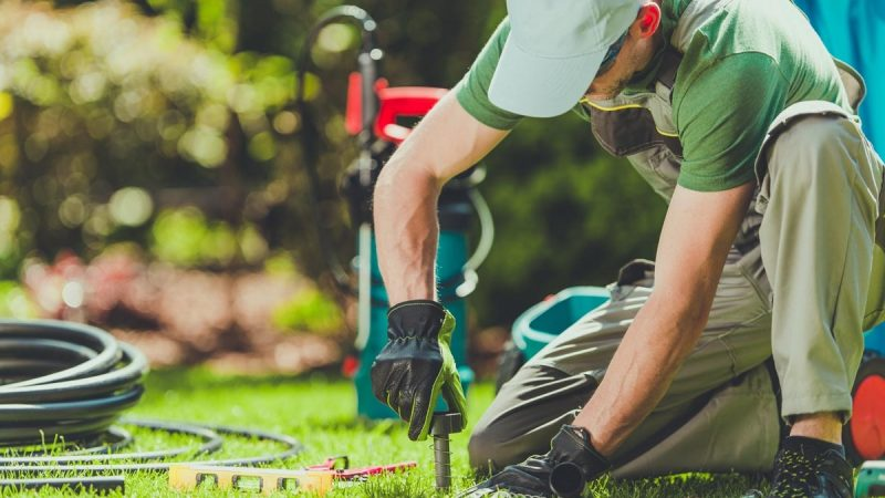 The Perfect Repair Options For the Garden Sprinkler