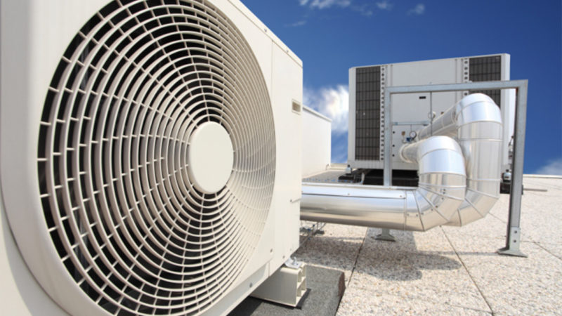 What are the Different Types of Commercial Air Conditioning?