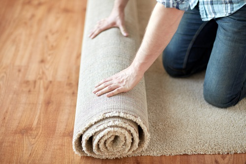 TYPES OF CARPETS AND ITS
