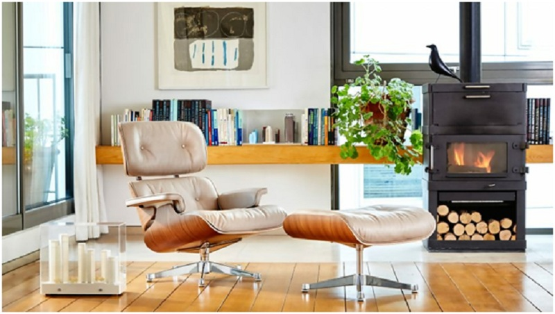 6 Interiors That Did The Eames Chair Replica Justice!