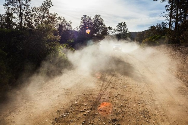 How To Reduce Road Dust Pollution