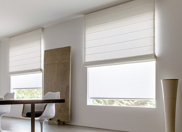 HISTORY TO ROMAN BLINDS AND 7 VARIOUS TYPES OF ROMAN WINDOW BLINDS