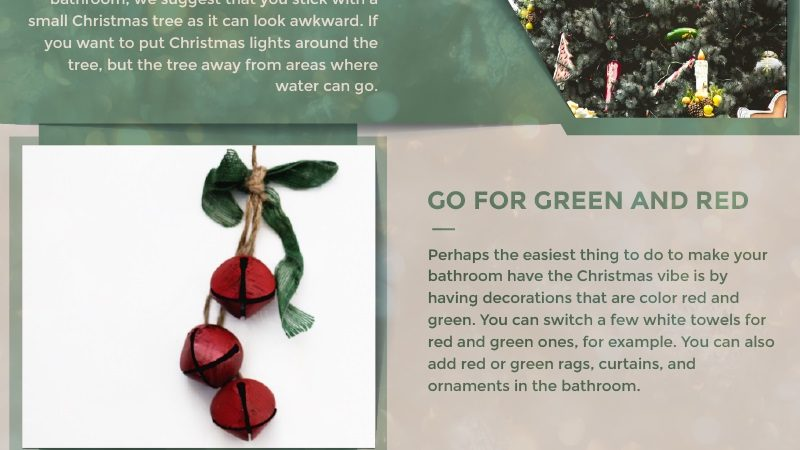 Bathroom Design Ideas for the Holidays