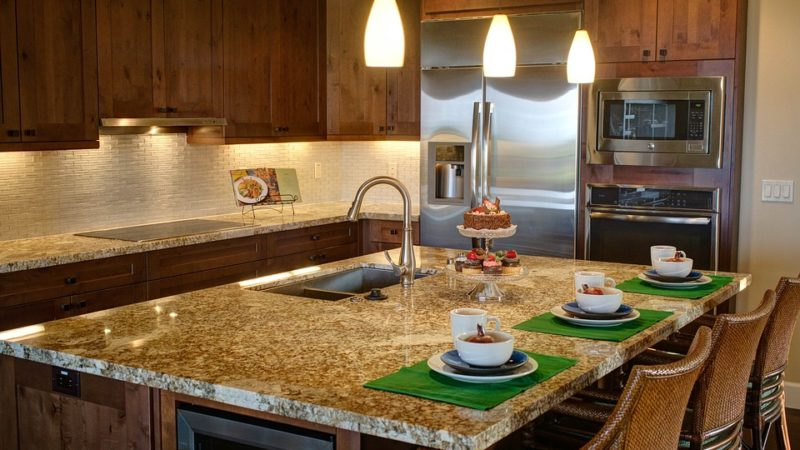Factors to consider while selecting countertops for your home