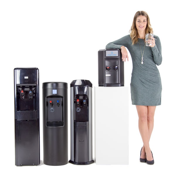 Resolve to Stay Hydrated with Help from your Office Water Cooler